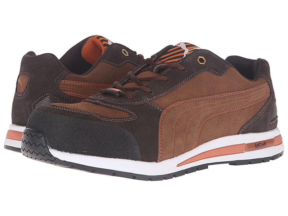 PUMA Safety Barani Low EH (Brown) Men
