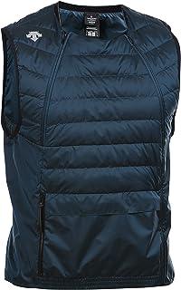 Descente Men's Packable Zipper Lightweight Down Vest