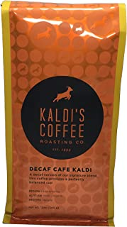 Kaldi's Coffee Roasting Co - Decaf Cafe Kaldi - 12oz Foil Bag