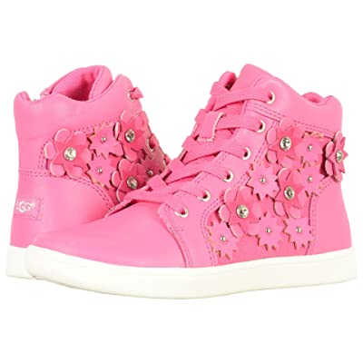 UGG Kids Schyler Petal (Little Kid/Big Kid) (Pink Azalea) Girls Shoes