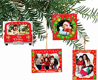Best christmas ornament insert photo Reviews