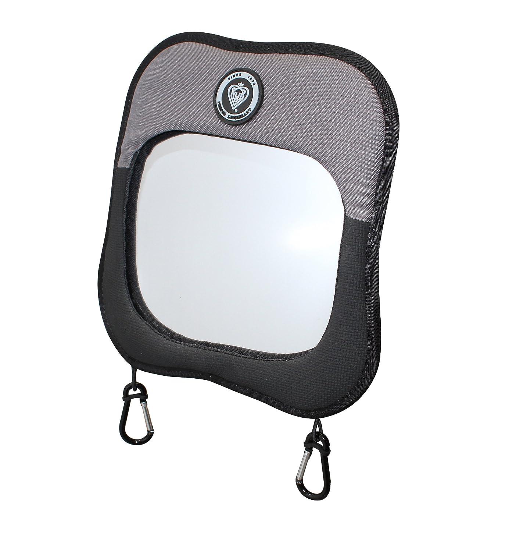 Prince Lionheart Child View Mirror, Black