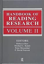 Best handbook of reading research volume 2 Reviews