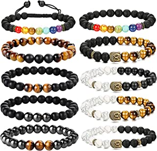 Arrow Jewelry Hematite Crystal Bracelet Dainty Stretch Bracelet Stress Relief Bracelet