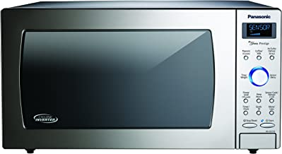 Panasonic Countertop / Built-In Microwave Oven with Cyclonic Wave Inverter Technology and 1250W of Cooking Power - NN-SD77...