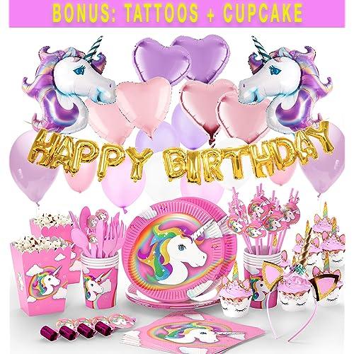 Unicorn Birthday Party Decorations: Amazon com