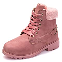 dc54d2f5905a1 Low heel boots - Snow Boots - Casual Women's Shoes
