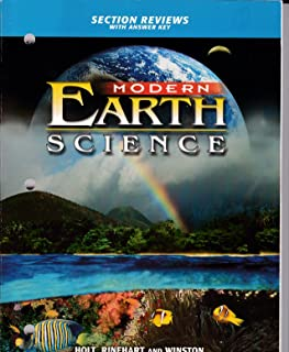 Best earth science holt mcdougal answers Reviews