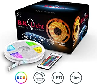 LED Stripe Lichterband Lichterkette Leucht Streifen Leiste Beleuchtung Batterie