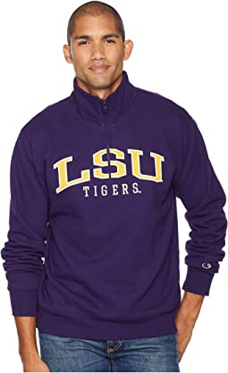 LSU Tigers Powerblend® 1/4 Zip