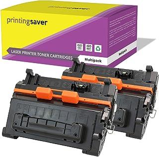Printing Saver 2X Negro Tóners compatibles para HP Laserjet Enterprise M604dn, M604n, M605dn, M605n, M605x, M606dn, M606x, MFP M630dn, MFP M630f, MFP M630h, Flow MFP M630z impresoras