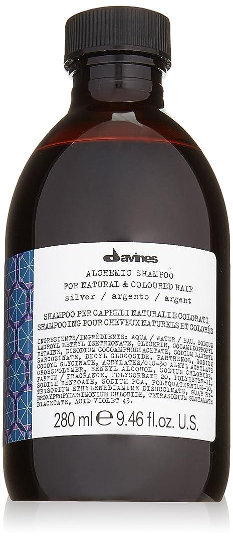 溶かすコークス債務者ダヴィネス Alchemic Shampoo - # Silver (For Natural & Coloured Hair) 280ml/9.46oz並行輸入品