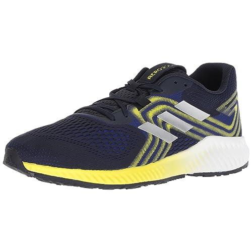 newest 3428c ed270 adidas Originals Mens Aerobounce 2 Running Shoe