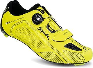 Spiuk Altube Road, Unisex Adult Shoe, Matt Neon Yellow, 5.5 UK (38 EU)