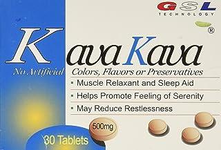 Kava Kava Muscle Relaxant and Sleep Aid