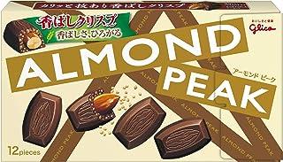 江崎グリコ アーモンドピーク香ばしクリスプ 1箱(12粒)
