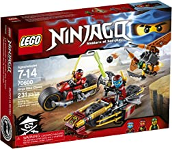Best lego ninjago bike chase 70600 Reviews