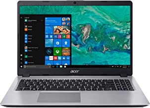 "Notebook Acer Aspire 5 A515-52G-577T, Intel Core i5-8265U, NVIDIA GeForce MX130, 8 GB RAM, HD 1000 GB HDD(GB), Tela 15.6"" HD Acer ComfyView TN LED LCD, Acabamento em Alumínio, Prata"