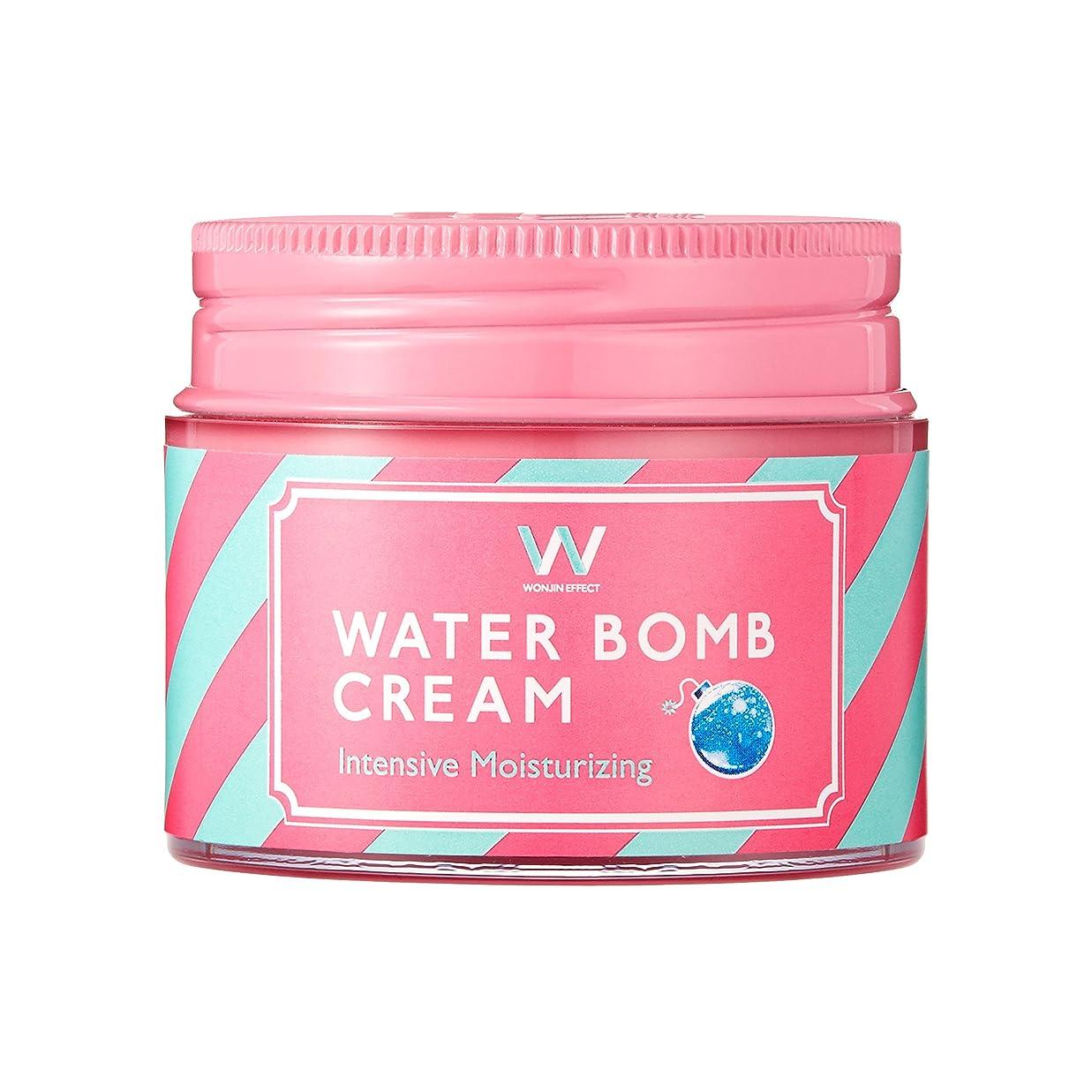 れる大工キャメルウォンジンエフェクター「WONJIN EFFECT」ウォーターバームクリーム50ml(Water bomb cream)?ピンクハル?(PINKHARU)?韓国コスメ? [並行輸入品]