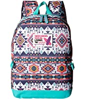 SKECHERS Heritage Bright Backpack w/ Detachable Lunch Bag (Little Kids/Big Kids)