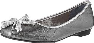 حذاء باليه مسطح للنساء من J.Renee