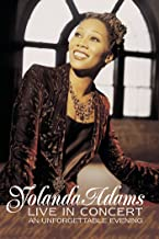 Yolanda Adams: Live in Concert: An Unforgettable Evening