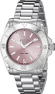 Gucci Casual Watch Analog Display Quartz for Women YA136401