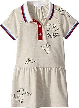 Burberry Kids Cali N 2 BLY Dress (Infant/Toddler)