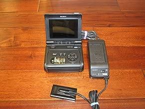 sony 8mm video8 Hi8 pal system analog video cassette player GV-S50e VCR