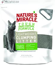 Nature's Miracle Lightweight Clumping Litter 4.5KG