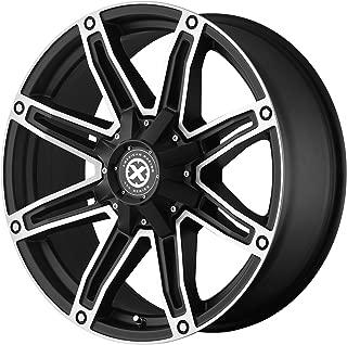 American Racing ATX AX193 Wheel with Satin Black Machined (17x8.5