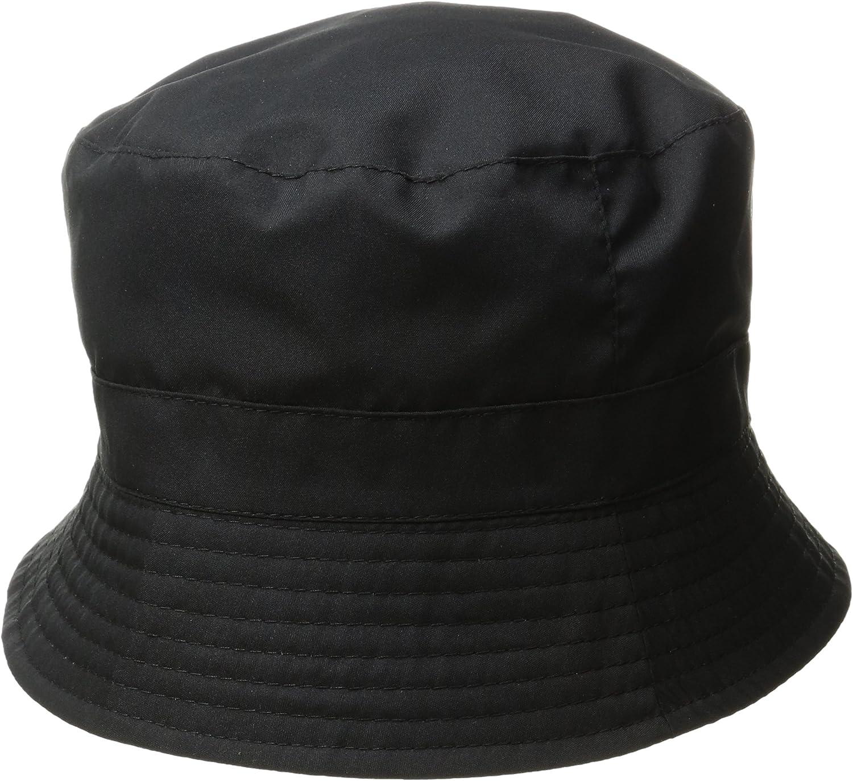 totes Women's Water-Resistant Bucket Rain Hat