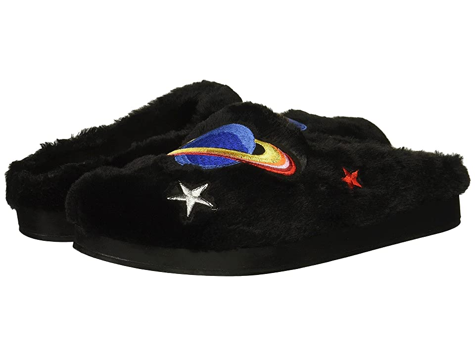 Rocket Dog Halley (Black/Multi Ice Cap/Space Patch) Women