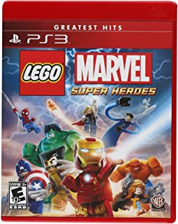 Lego Marvel: Super Heroes - PlayStation 3 - Greatest Hits Ed