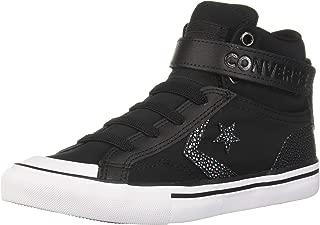 Kids' Pro Blaze Twill High Top Sneaker