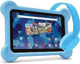 $79 » RCA Android Tablet Bundle (8″ Tablet, Audio Books, Bumper Case, Headphones) – Disney Edition Blue