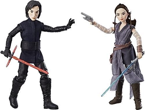 en promociones de estadios Star Wars Forces of Destiny Rey of of of Jakku and Kylo Ren Figure 2-Pack  en venta en línea