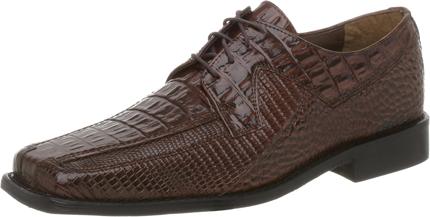 Stacy Adams Men's Asher Oxford,Brown,13 M