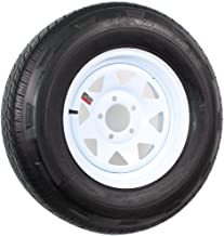 ST205/75R14 LRC 6 PR Rainier ST Radial Trailer Tire on 14