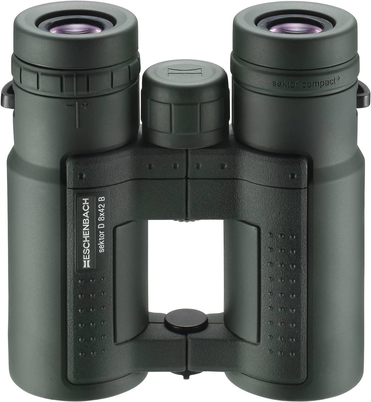 Eschenbach Sektor D Max 62% OFF Regular dealer 8x42 Waterproof Watching Binoculars for Bird