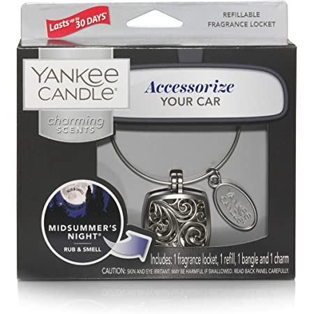 Yankee Candle Midsummer S Night Square Charming Scents Starter Set Küche Haushalt