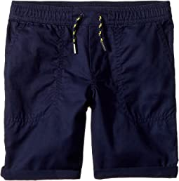 Polo Ralph Lauren Kids - Relaxed Fit Cotton Shorts (Little Kids)