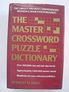 Best a master crossword Reviews