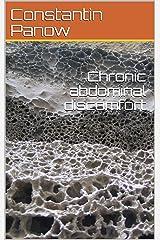 Chronic abdominal discomfort Kindle Edition