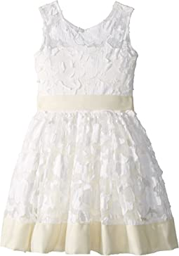 fiveloaves twofish - Pretty In Lace Party Dress (Toddler/Little Kids)