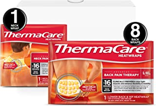 thermacare heat wraps lower back hip