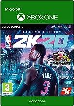 NBA 2K20: Legend Edition - Xbox One - Código de descarga: Amazon ...