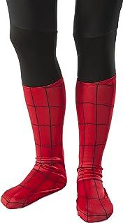 [ルービーズ]Rubie's Ultimate Spiderman Child Sock Style Boot Covers 35633_NS [並行輸入品]