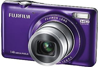 Fujifilm FinePix JX370 digitale camera (14 megapixels, 5x optische zoom, 6,9 cm (2,7 inch) display, beeldstabiliseerd) violet