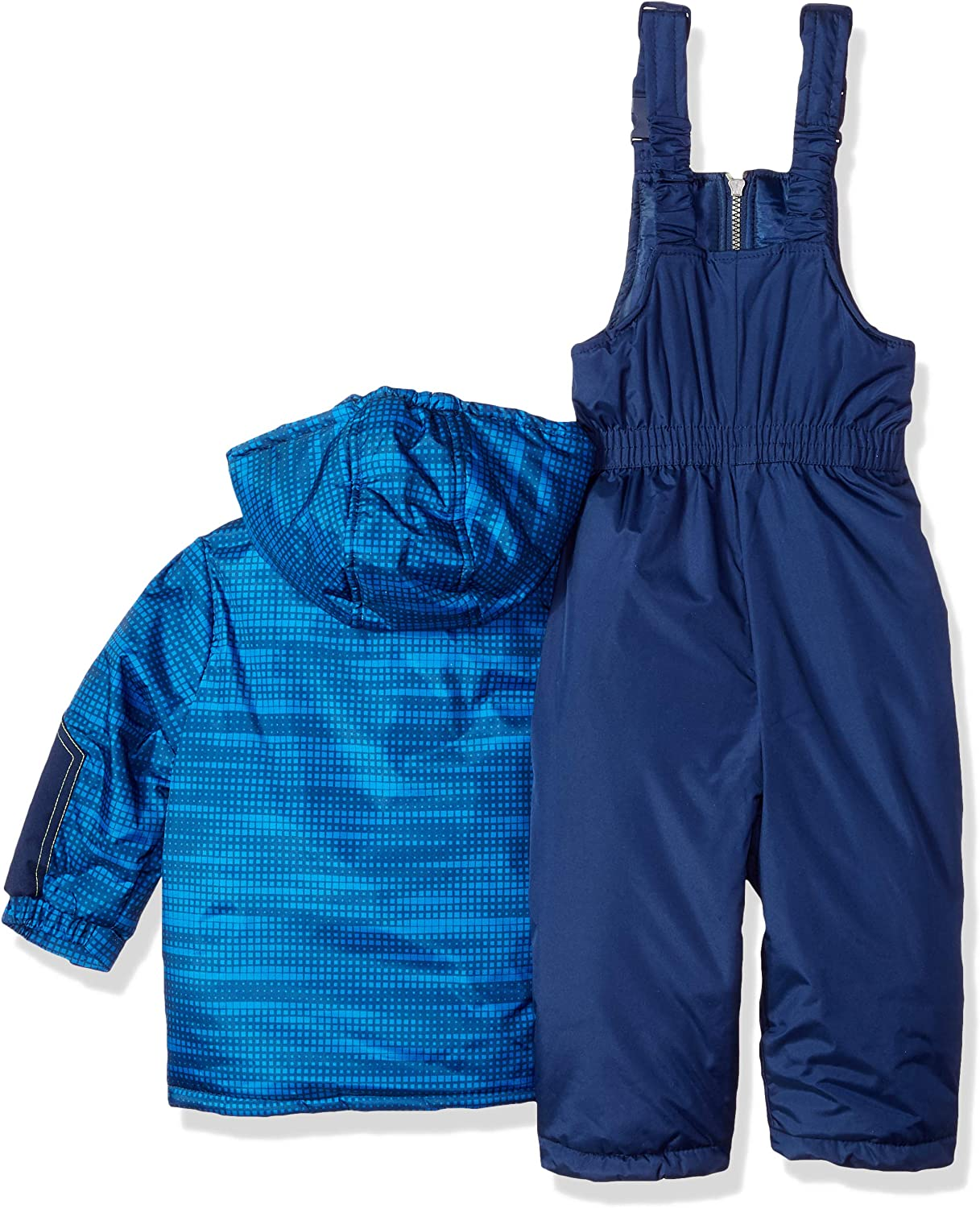 iXtreme Boys Tonal Print Snowsuit with Gaiter